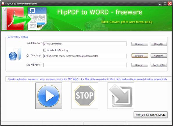 programma convertitore pdf in word