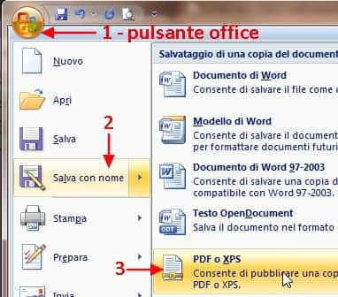 office doc to pdf