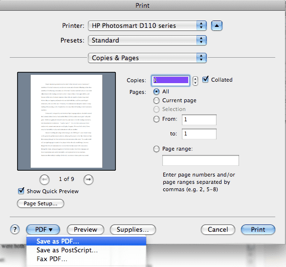 Convertire Pdf In Word Mac