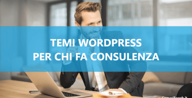 Temi wordpress per consulenza