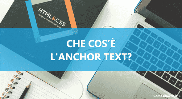 che cose l anchor text