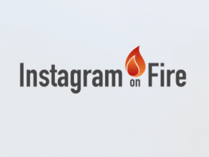 instagram-on-fire